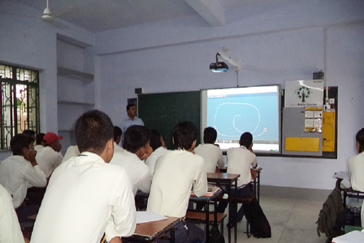 Montfort Senior Secondary School-Smart Class