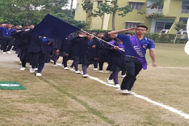Montfort Senior Secondary School-March Past