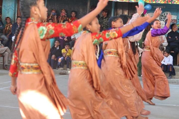 Government Secondary School-Dance