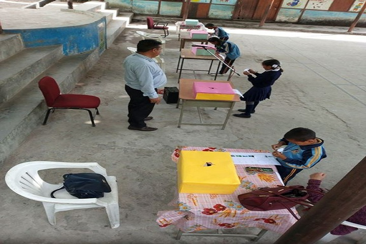 Government Secondary School-Elections
