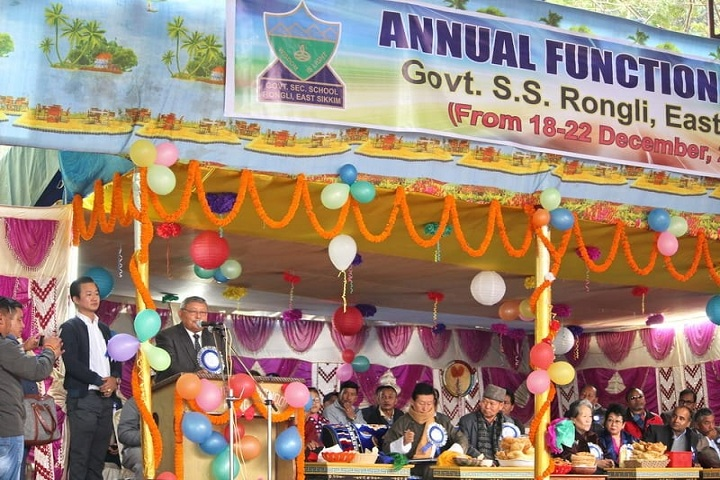 Government Secondary School-Event