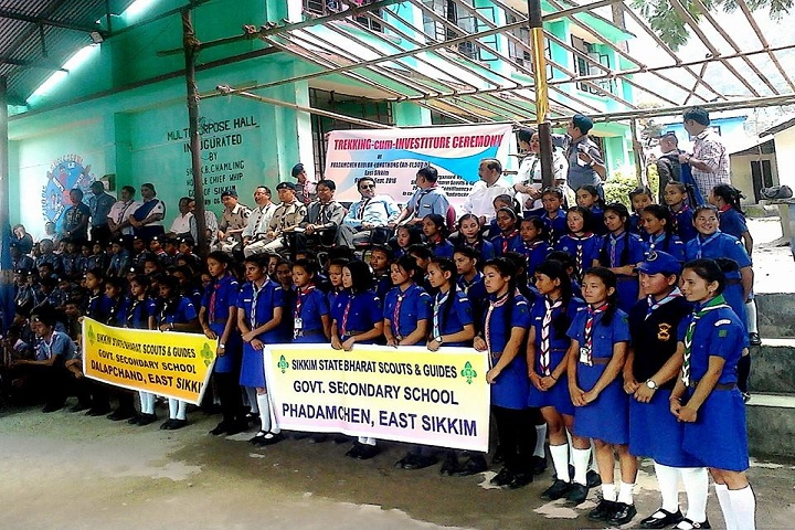 Government Secondary School-Scouts and Guides