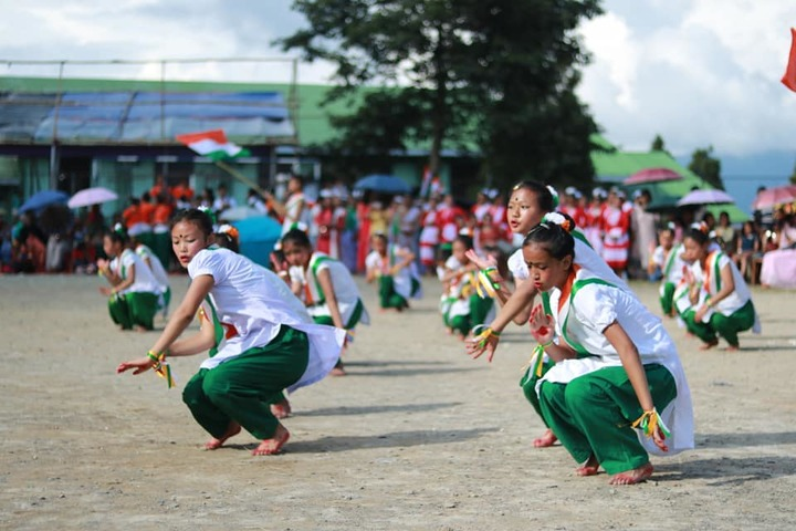 Government Secondary School-Independence Day Celebration