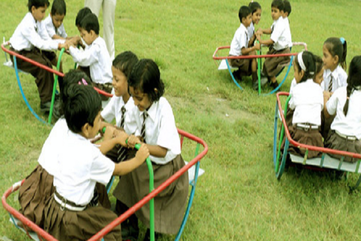 Mother Teresa Academy-Childrens Play Ground