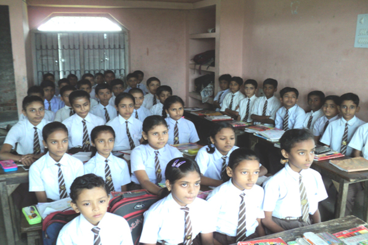 Mother Teresa Academy- Classrooms