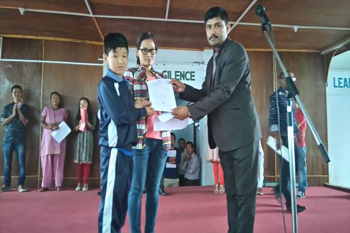 Government Secondary School-Annual Prize Distribution