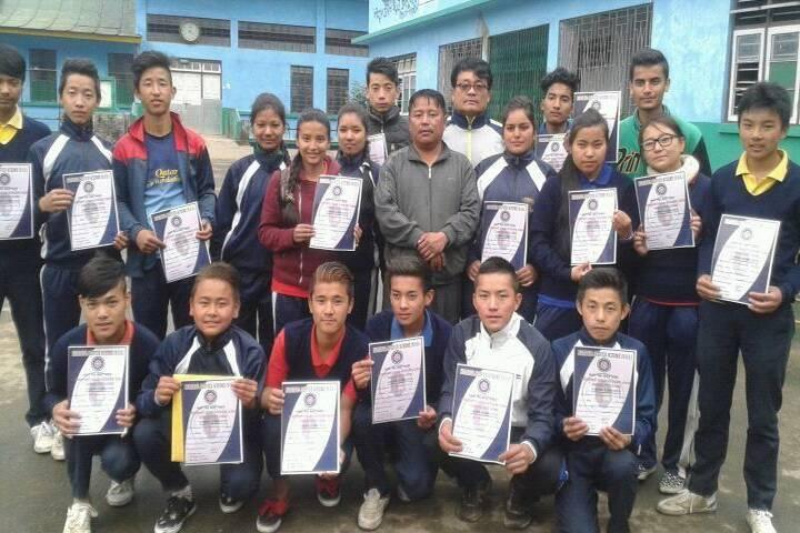 Government Secondary School-Award