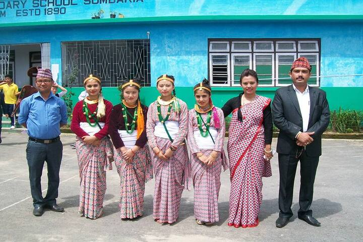 Government Secondary School-Cultural Fest