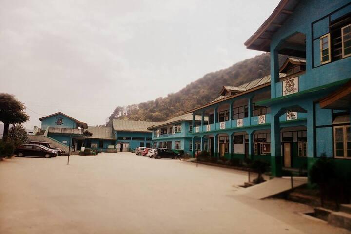 Government Secondary School-School Building