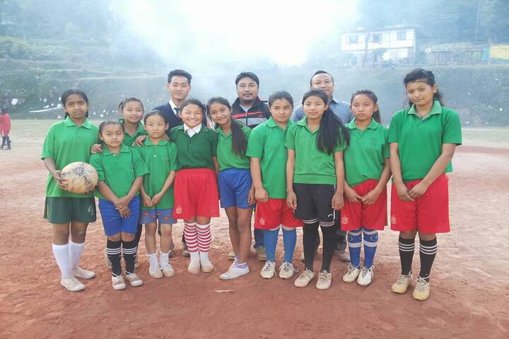 Government Secondary School-Sports
