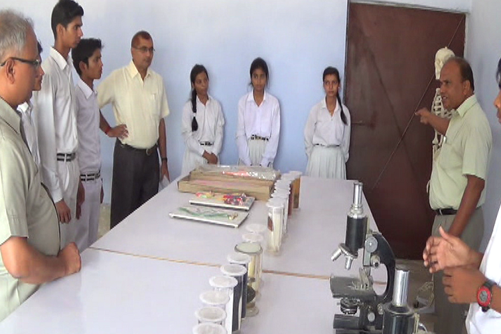 Mother Teresa Public School-Science Lab