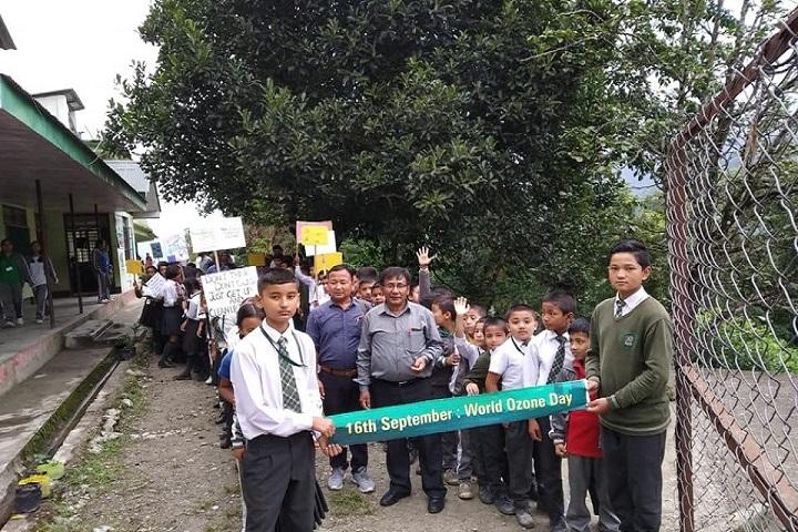 Government Senior Secondary School-Rally
