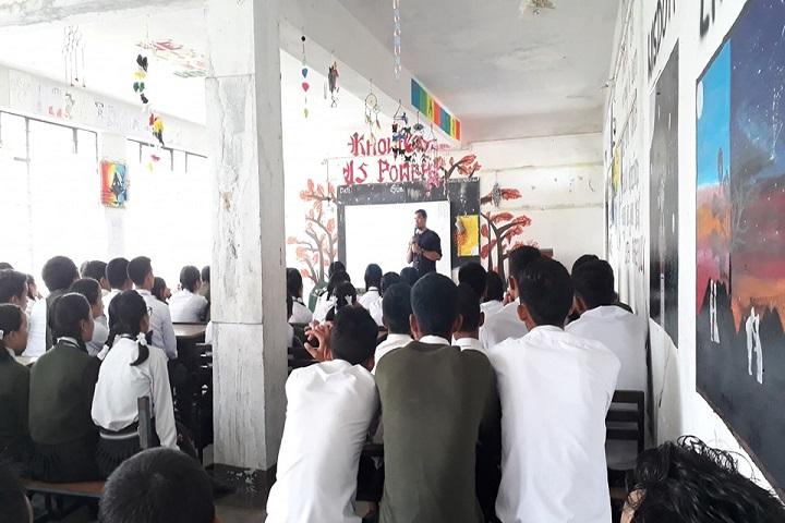 Government Senior Secondary School-Seminar