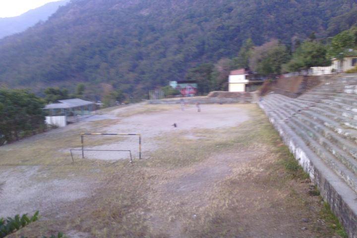 Govt High School-Play ground