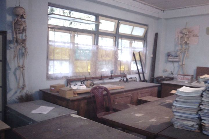 Govt High School-Science-Lab