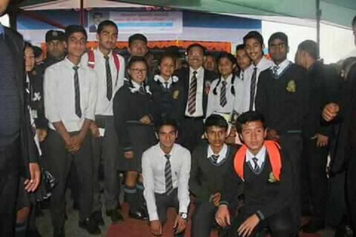 Government Senior Secondary School-Tour