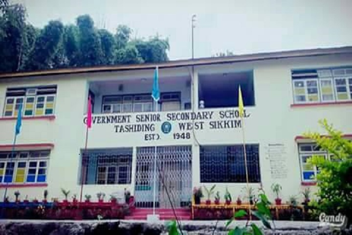 Government Senior Secondary School-View of Campus