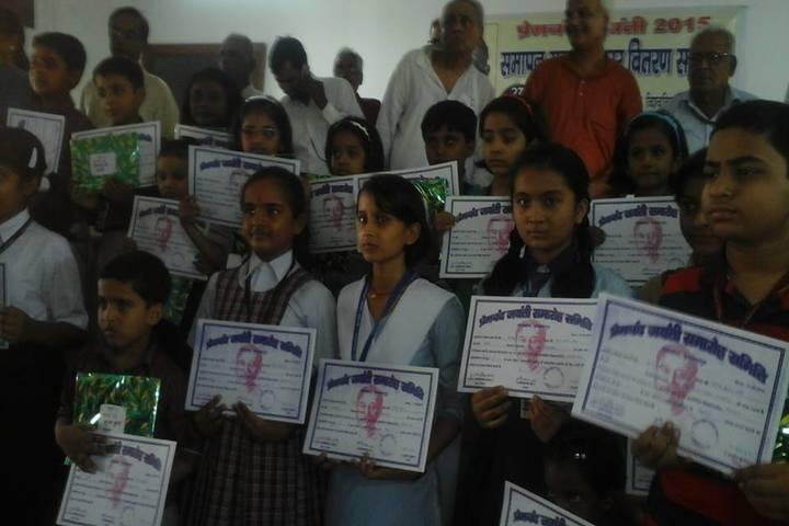 Mother Teresa Vidyapeeth-Certificates Distribution