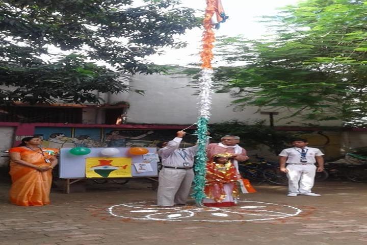 Mother Teresa Vidyapeeth-Independence Day