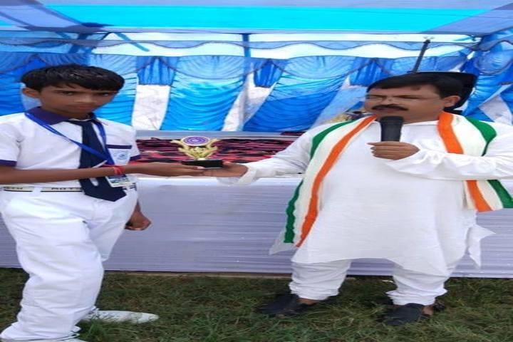 Mother Teresa Vidyapeeth-Prize Distribution