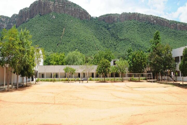 Bhartiya Vidya Bhavans Sri Venkateswara Vidyalaya-School Ground