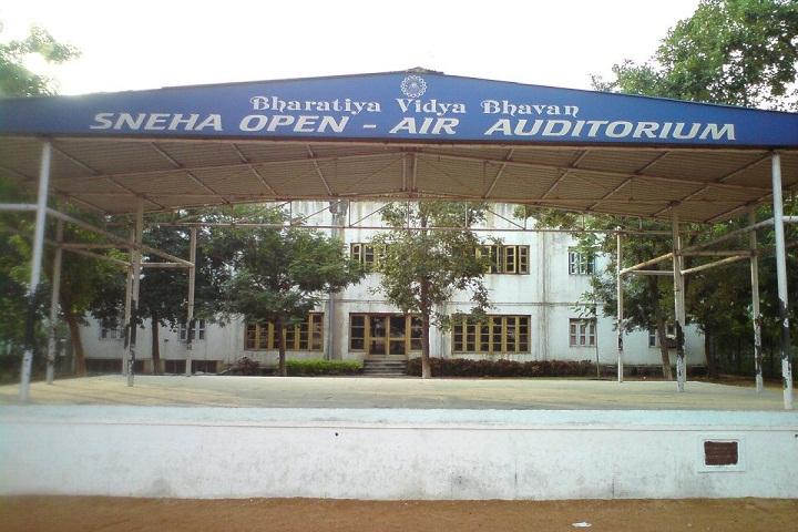 Bhartiya Vidya Bhavans Sri Venkateswara Vidyalaya-Auditorium