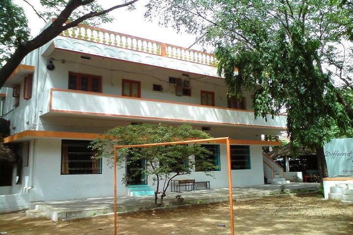 Bhartiya Vidya Bhavans Sri Venkateswara Vidyalaya-Campus-View