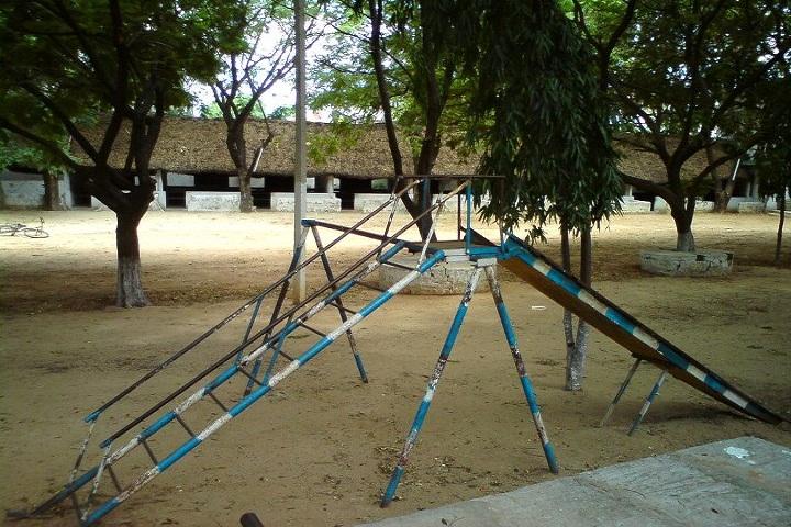 Bhartiya Vidya Bhavans Sri Venkateswara Vidyalaya-Play-Area