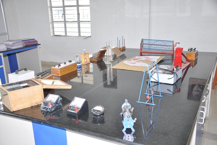 Bhartiya Vidya Bhavans Sri Venkateswara Vidyalaya-Science-Lab