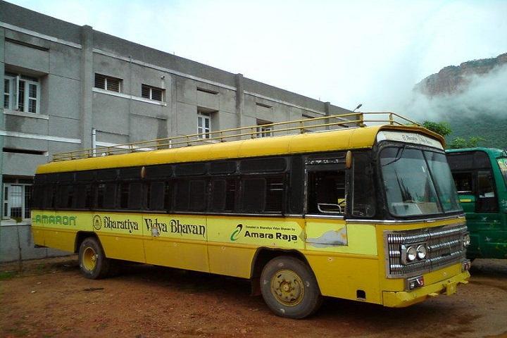 Bhartiya Vidya Bhavans Sri Venkateswara Vidyalaya-Transport
