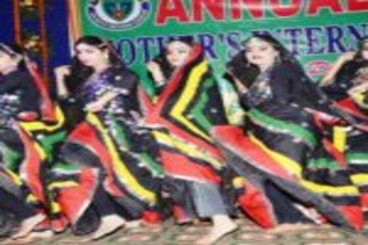 Mothers International Academy- Dance Competition