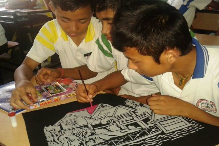 Government Secondary School-Art