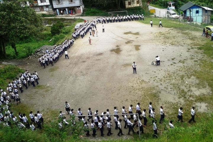 Government Secondary School-Play Ground
