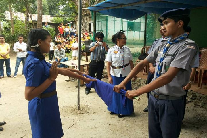 Government Secondary School-Scouts