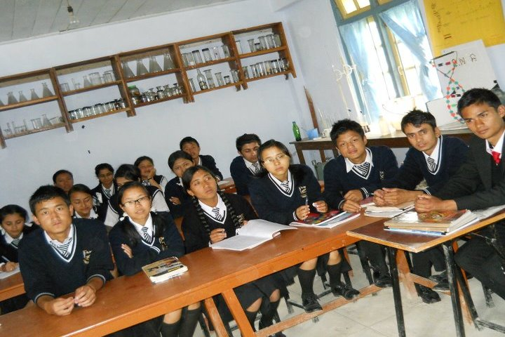 Government Senior Secondary School-Labs