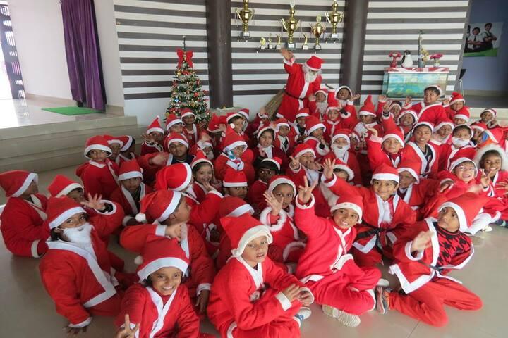 Mount Litera Zee School- Christmas Celebrations
