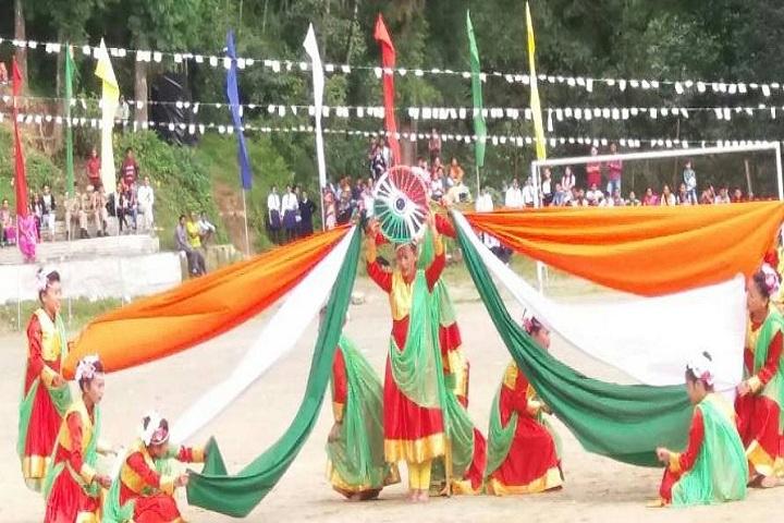 Government Senior Secondary School-Republic Day celebrations