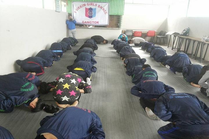 Government Senior Secondary School-Yoga