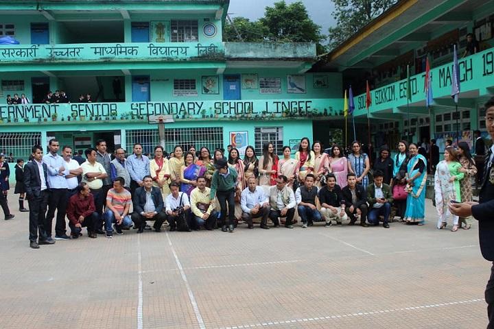 Government Senior Secondary School-Group Photo