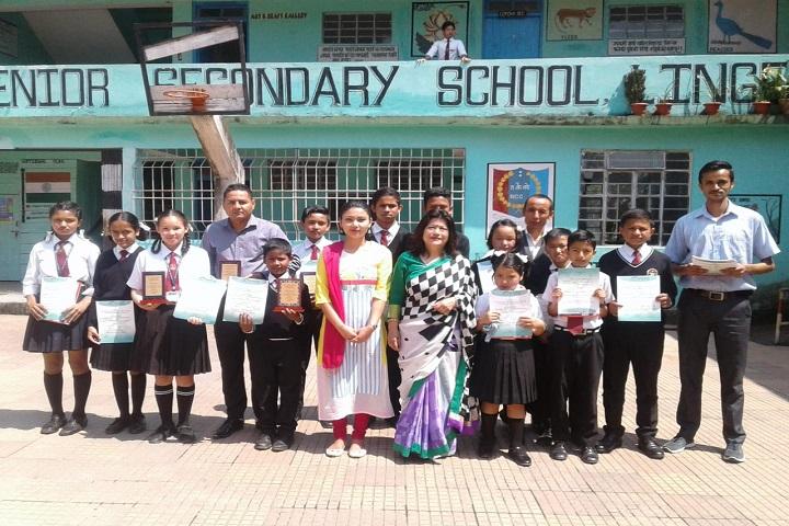 Government Senior Secondary School-Winners