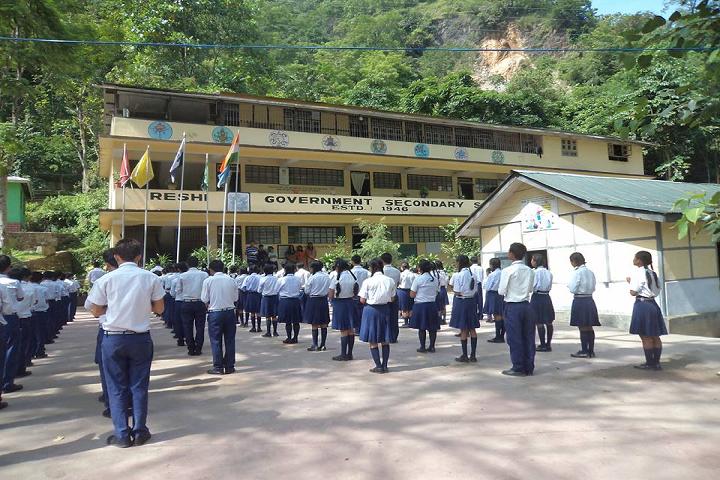 Government Reshi Secondary School-Prayer