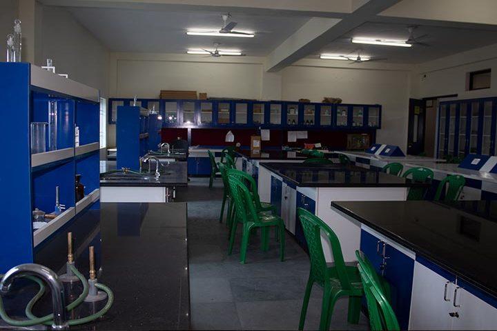 Mount Litera Zee School- Chemistry Lab