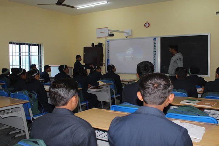 Mount Litera Zee School- Smart Class