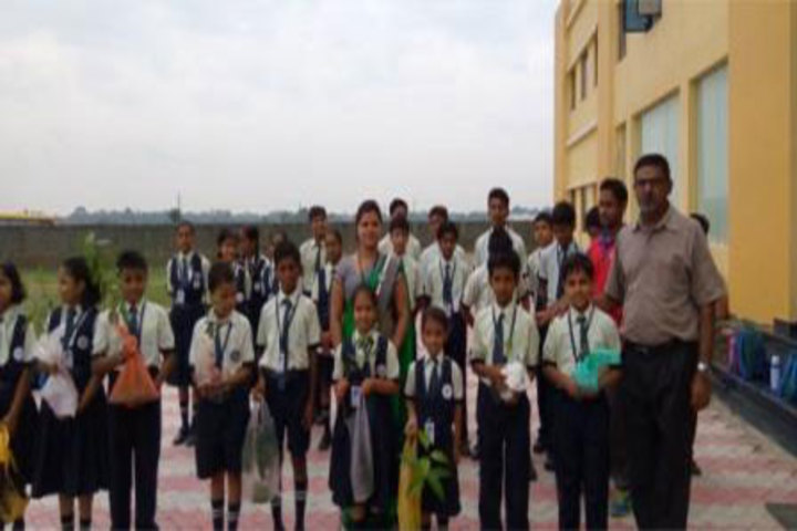 Mount Litera Zee School- Environment day