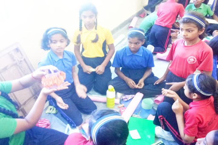 Mount Litera Zee School- Inter House Activity