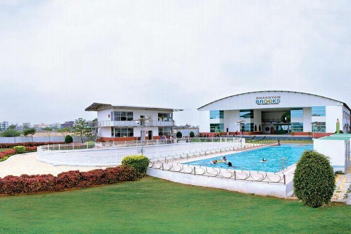 Bhashyam Blooms-Campus Building