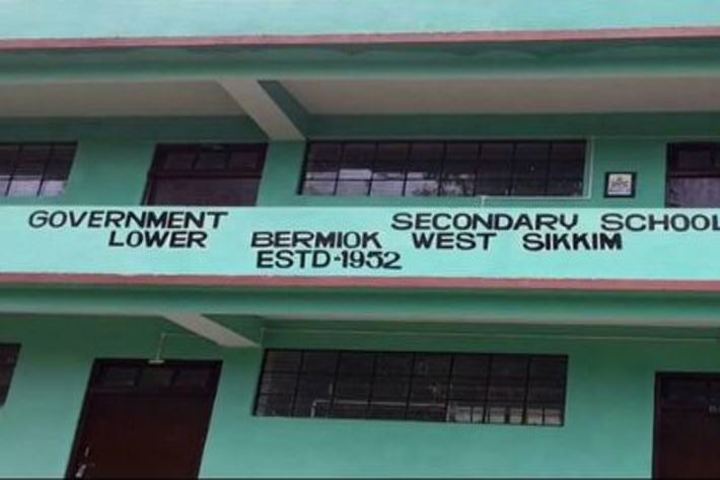 Government Secondary School-Building