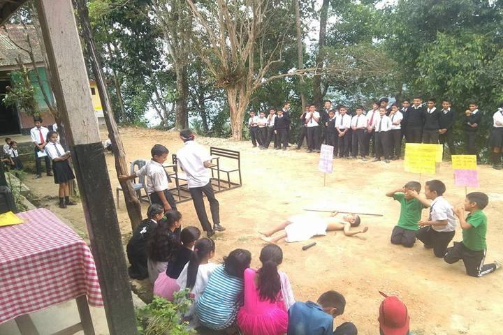 Government Secondary School-Drama