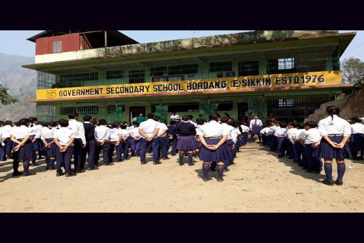 Government Secondary School-Prayer