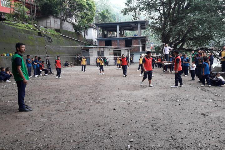 Government Secondary School-Volley Ball